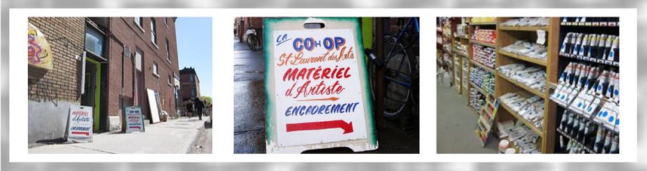 Coop Saint-Laurent des Art